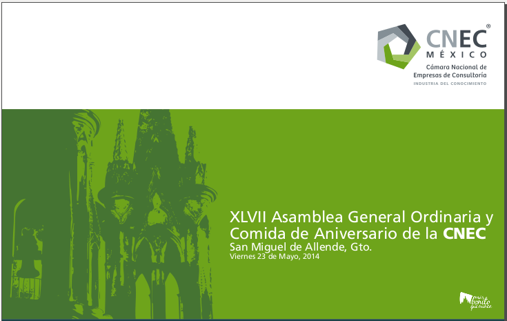 XLVII Asamblea General Ordinaria