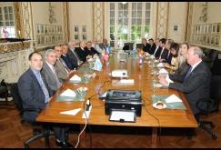 reunión de Concejo Directivo de FEPAC en Buenos Aires
