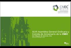 XLVII Asamblea General Ordinaria